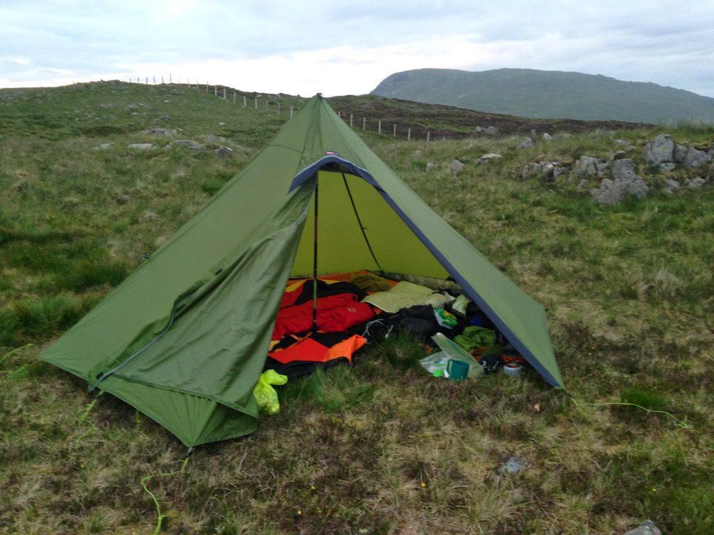 Hex Peak tent
