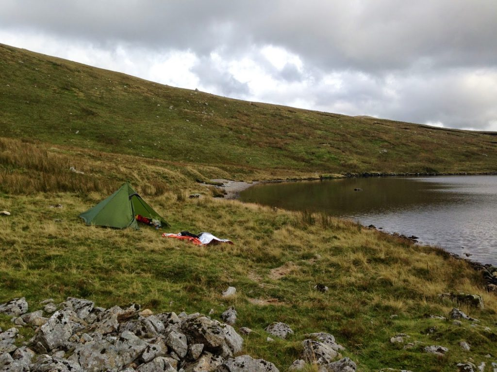 Creiglyn Dyfi wildcamp