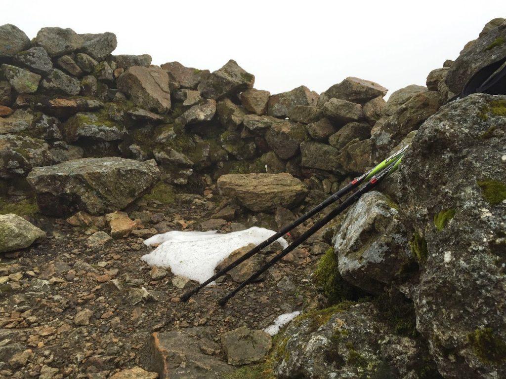 Arenig Fawr summit