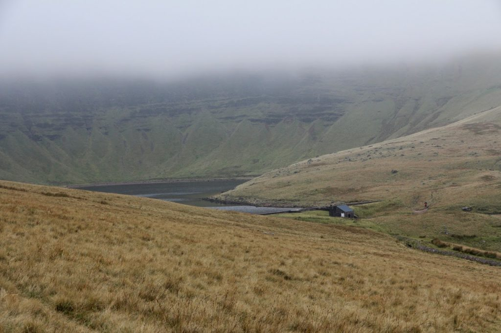 Llyn y Fan Fach Bothy, Black Mountain